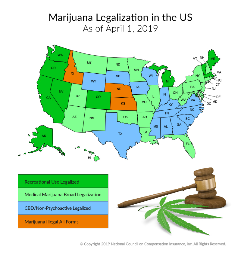 Marijuana Legalization Update: Five Things You Need to Know