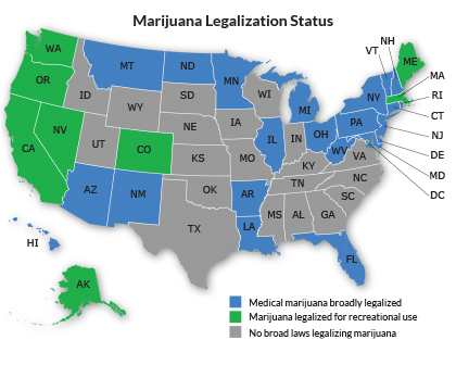 The Marijuana Conversation: Questions Workers Compensation